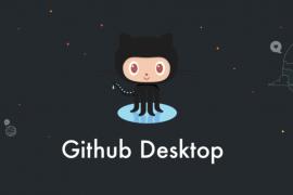 GitHub Desktop可视化git软件教程(傻瓜式)